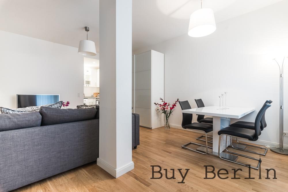 New Studio Apartment Central Mitte