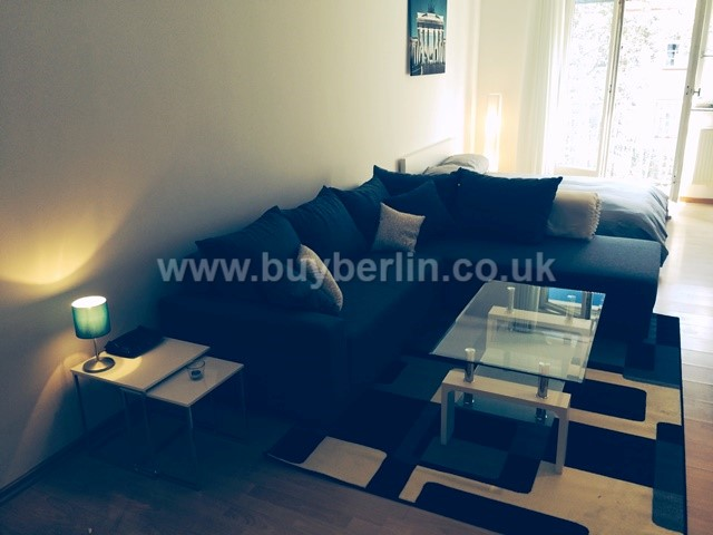Nice apartment in Central Berlin