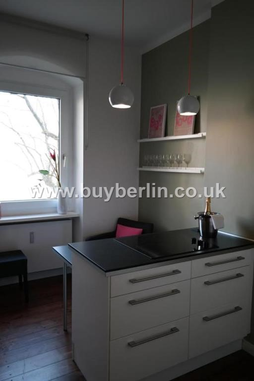 Furnished Luxury Apartment close to KuDamm