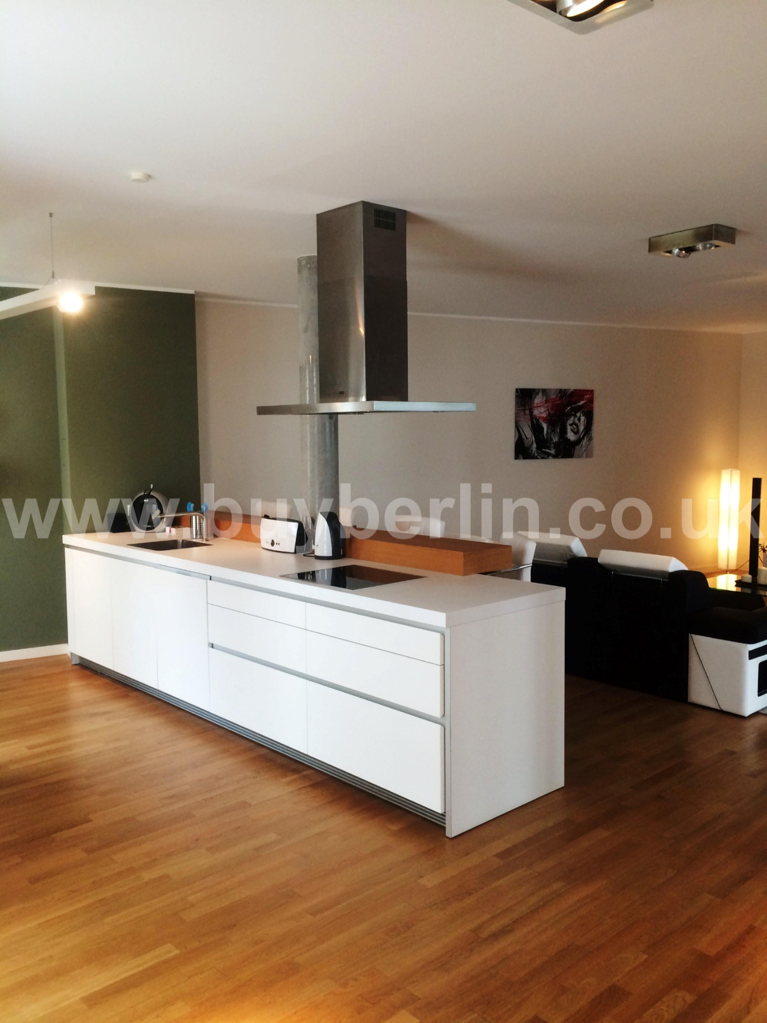 Luxury 2 Bedroom Apartment Mitte