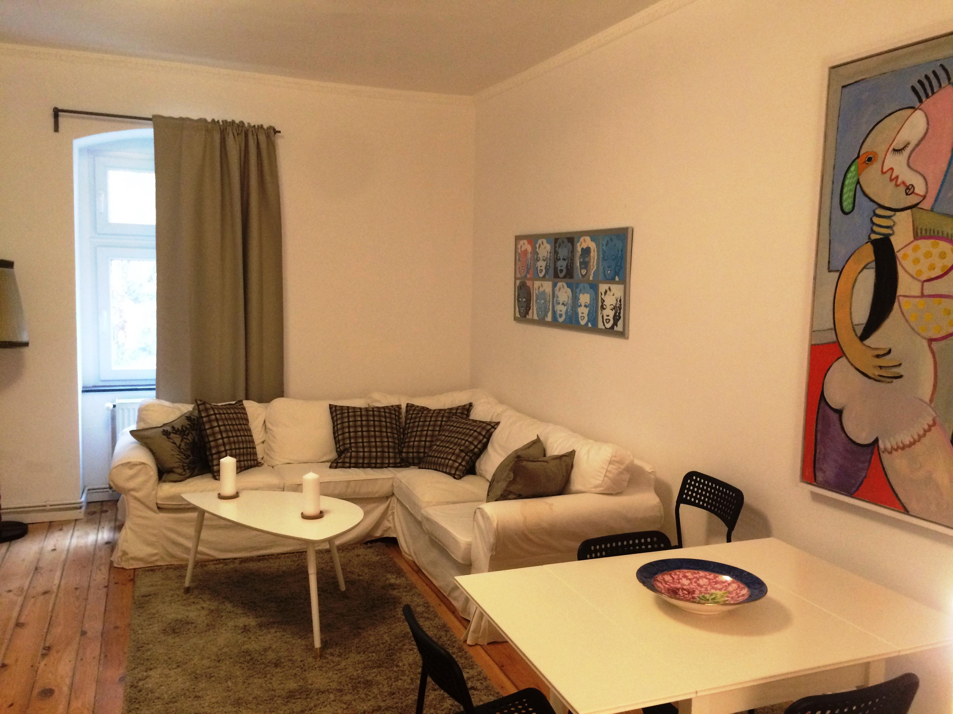 Fully Renovated Studio Apartment Central Prenzlauer Berg