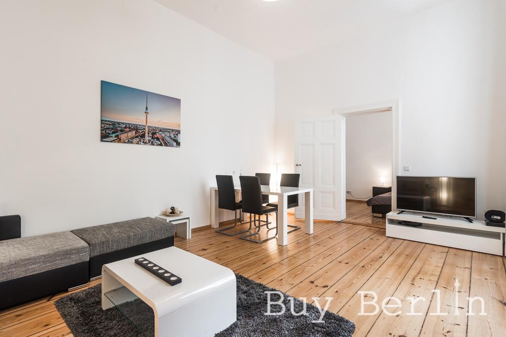 1 bedroom apartment in trendy location