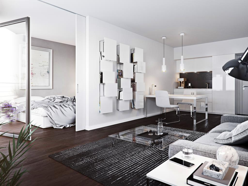 Waterside Living Berlin, 4 Bedroom Penthouse in Friedrichshain ...