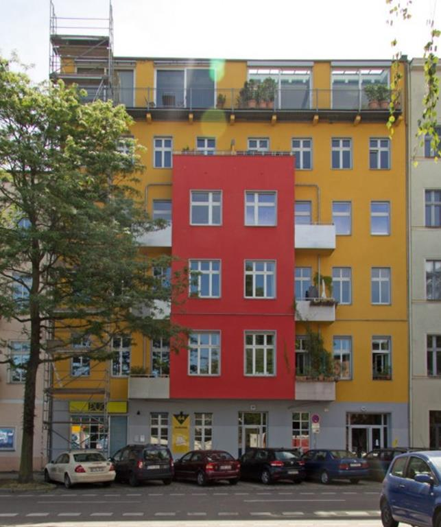 Vacant Apartment in Trendy Bergmannkiez