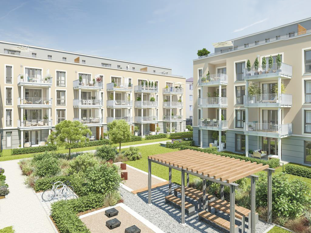 Generous Living in Center of Bustling Lichtenberg