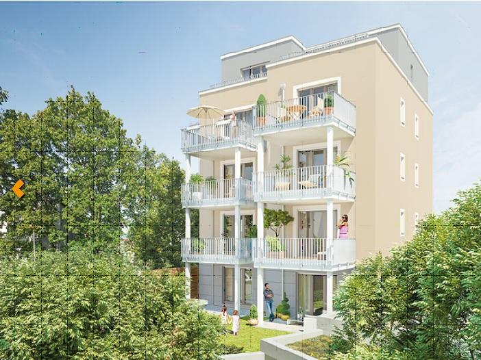 Elegant and Modern Residential Complex in Lichtenberg