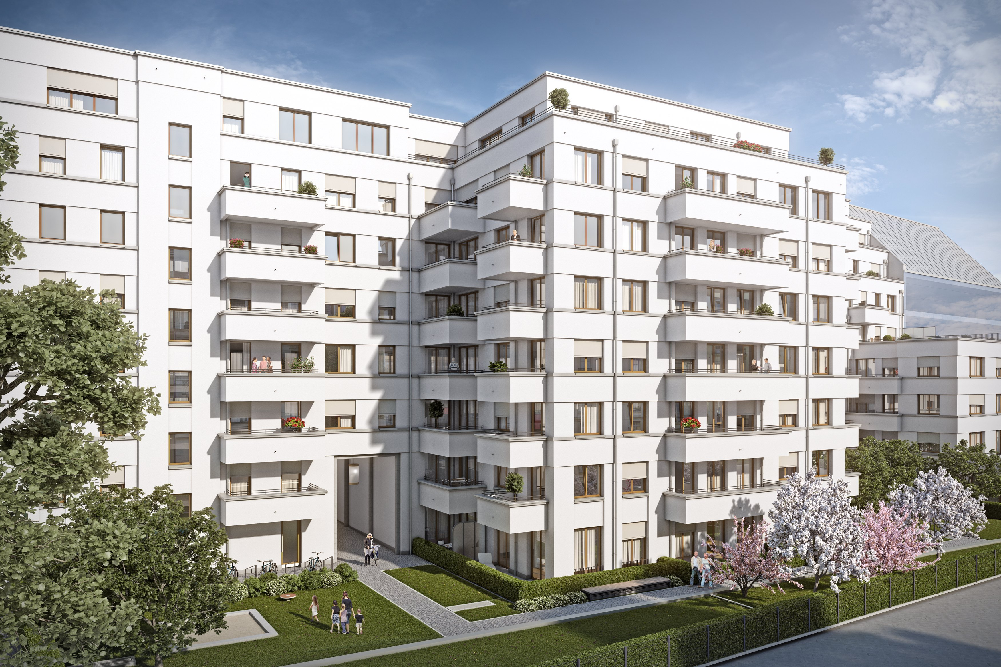 Exclusive Residential Project in Historical Berlin Mitte