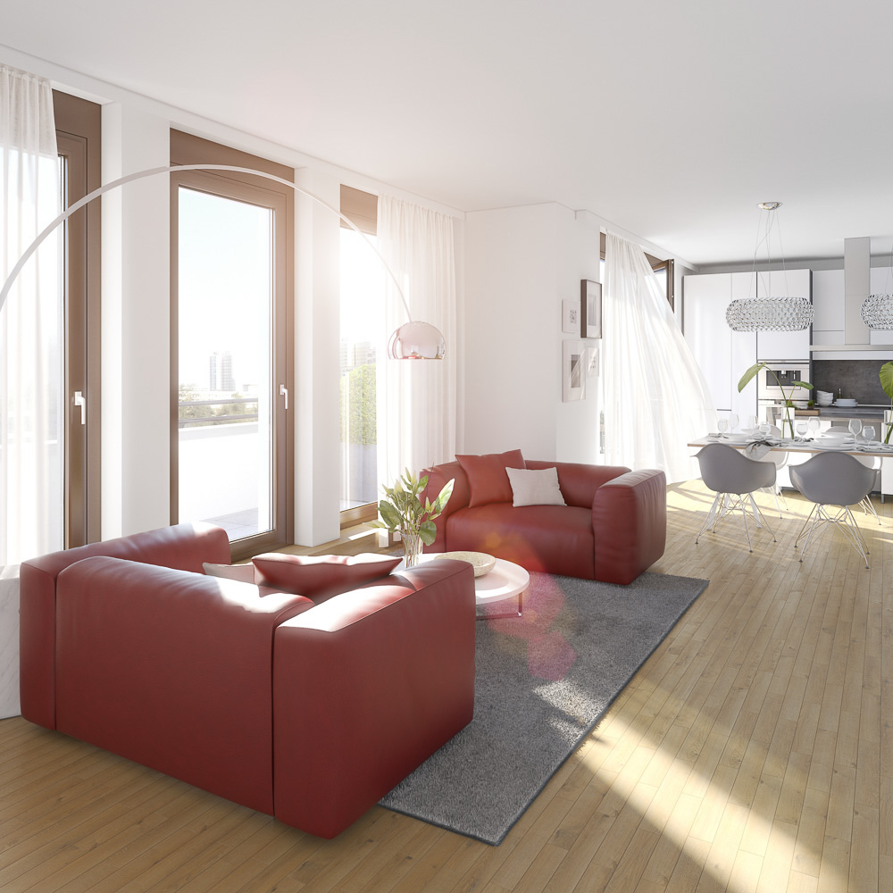 Fine Living in Mitte - Upscale 2 Bedroom Property