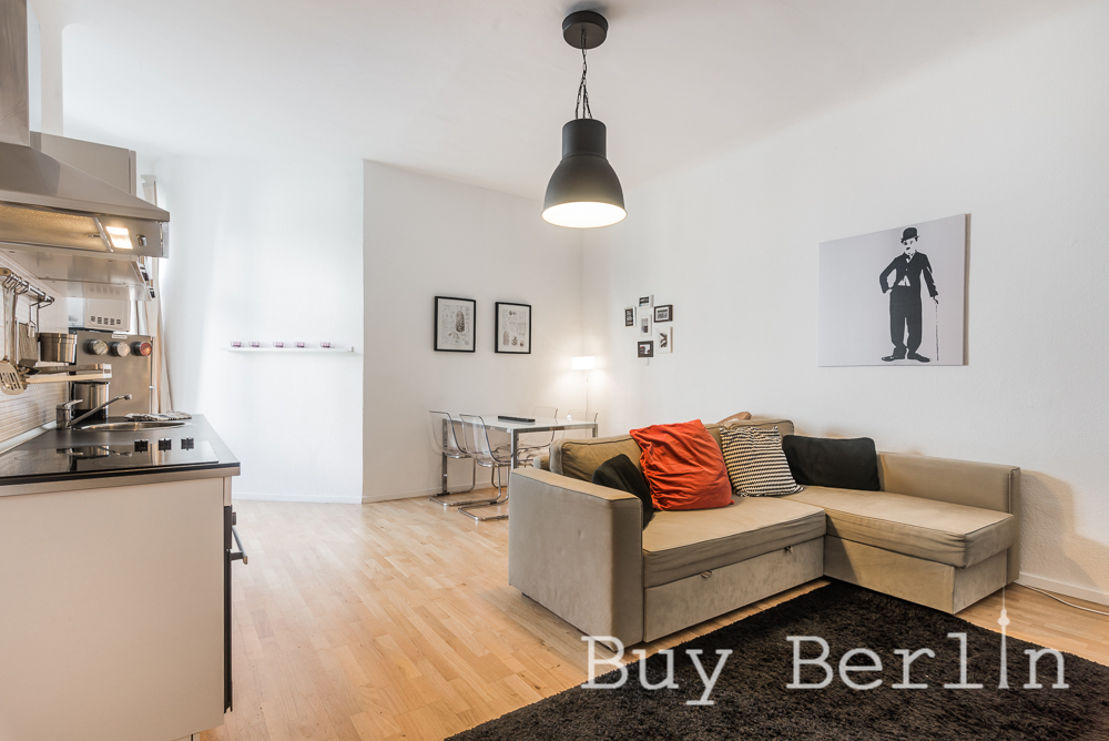 Spacious and comfortable 2 bedroom apartment in Prenzlauer Berg