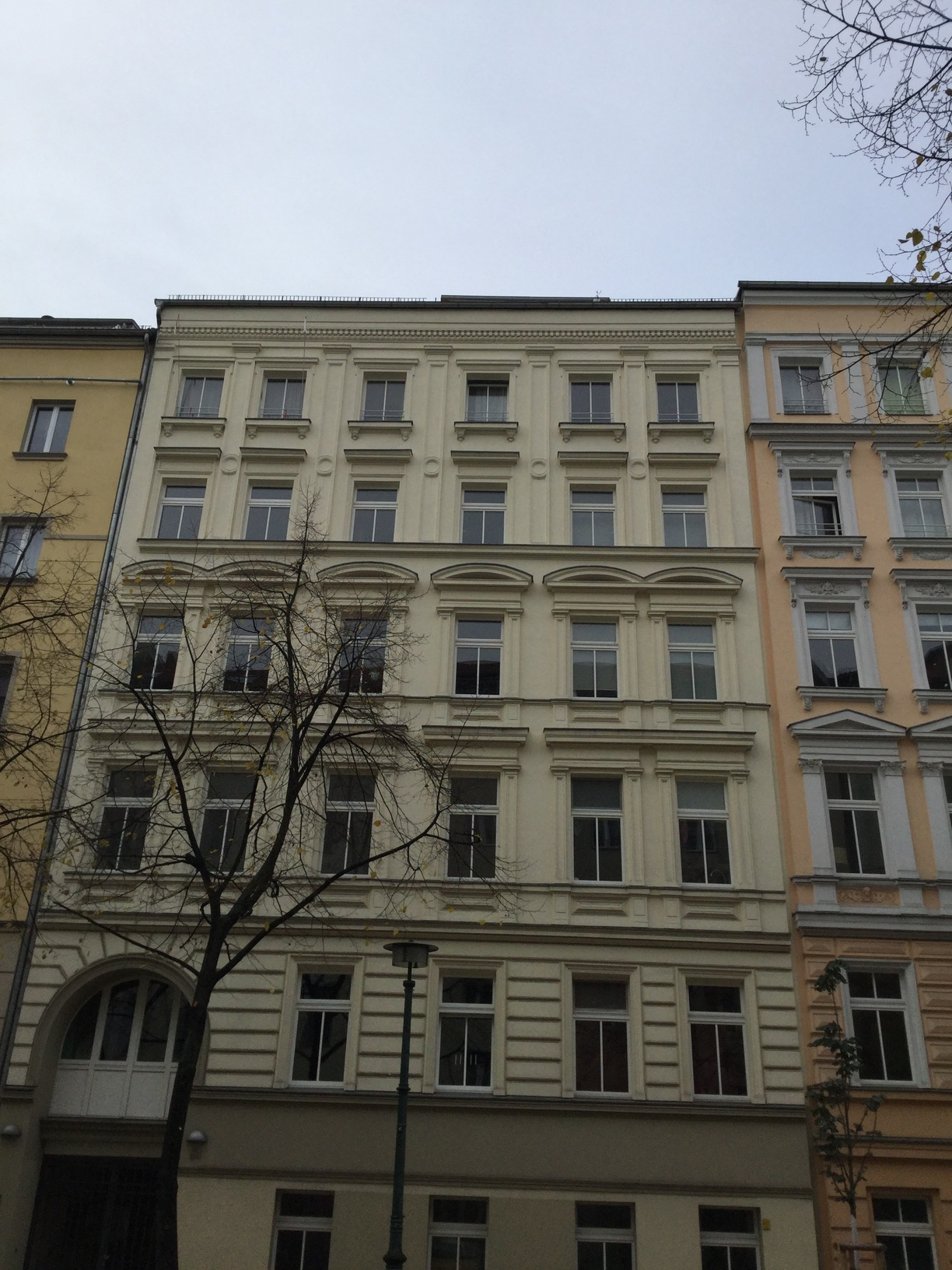 Charming Fully Restored Apartment