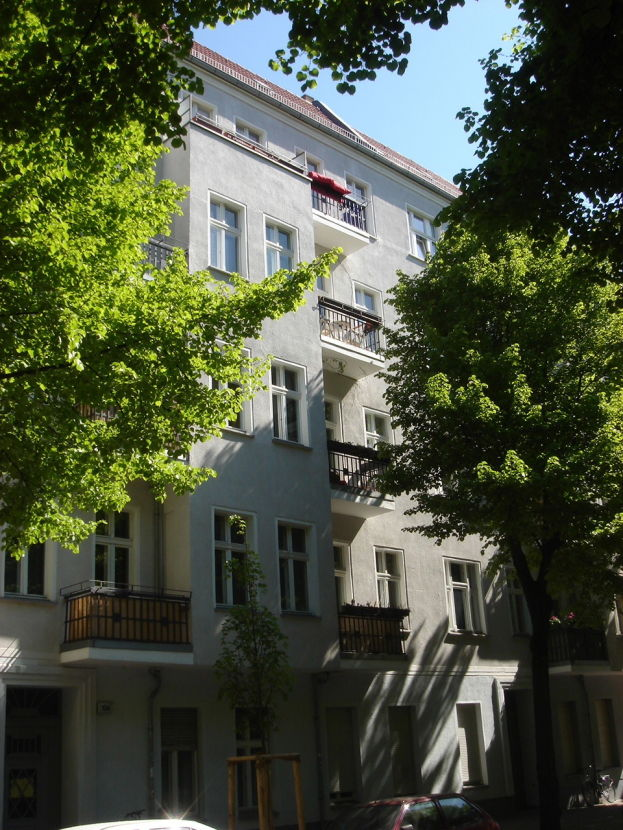 Light and Cozy 1-Bedroom Apartment Ideally Located in Friedrichshain