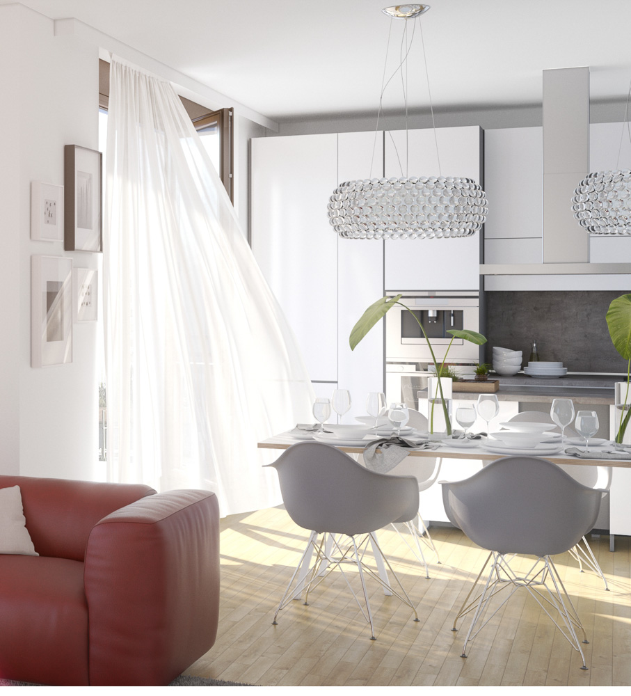 Trendy and Modern 1-Bedroom in Mitte