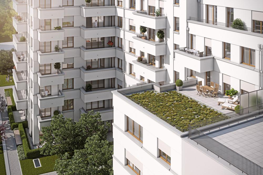 Trendy Living in Central Berlin - 1 Bedroom in Mitte