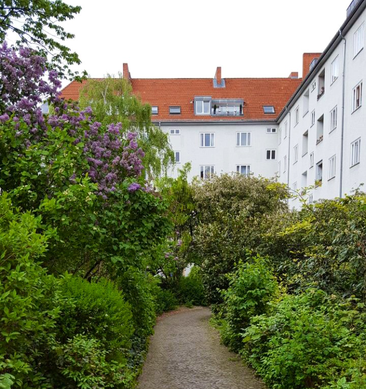 2 Bedroom Apartment in Top Location close to Lietzensee