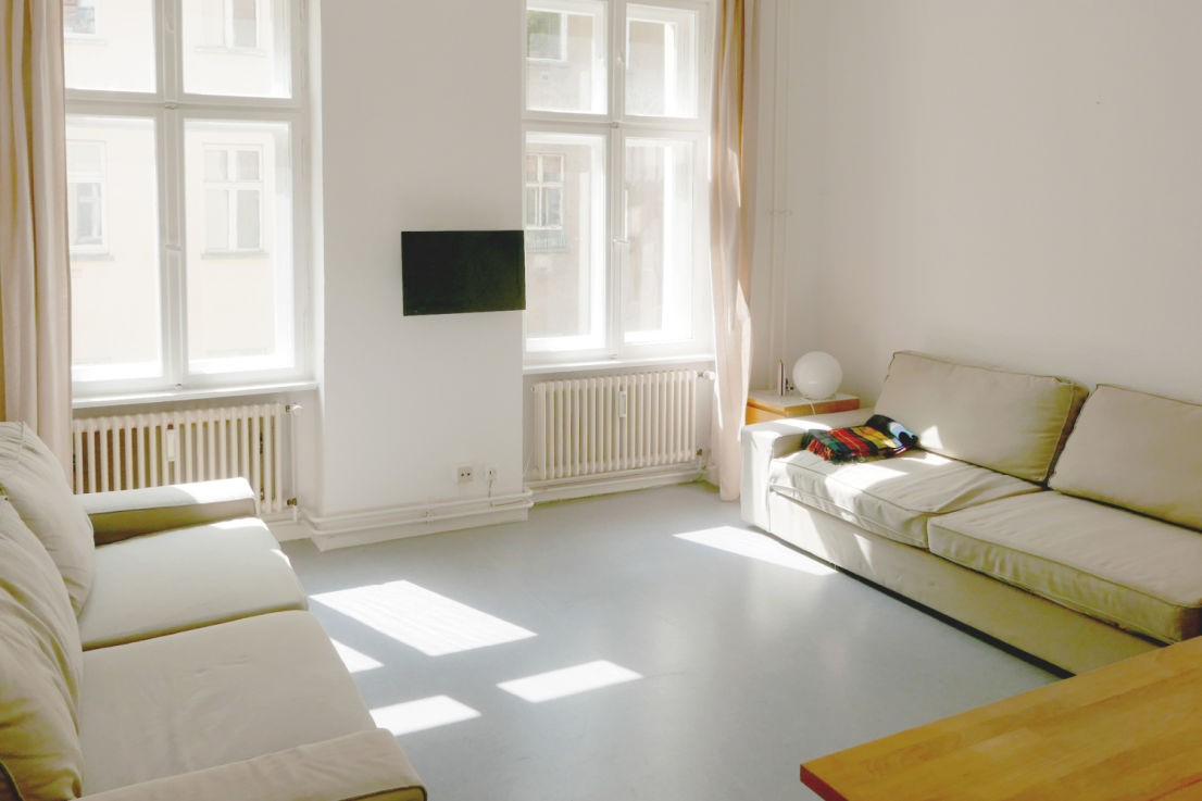Vacant 1 Bedroom Apartment in a Popular Neighborhood