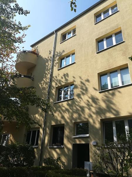 Quiet and Peaceful Apartment in Pankow