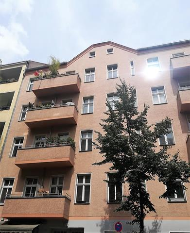 Condominium in Top Location, Berlin Neukölln