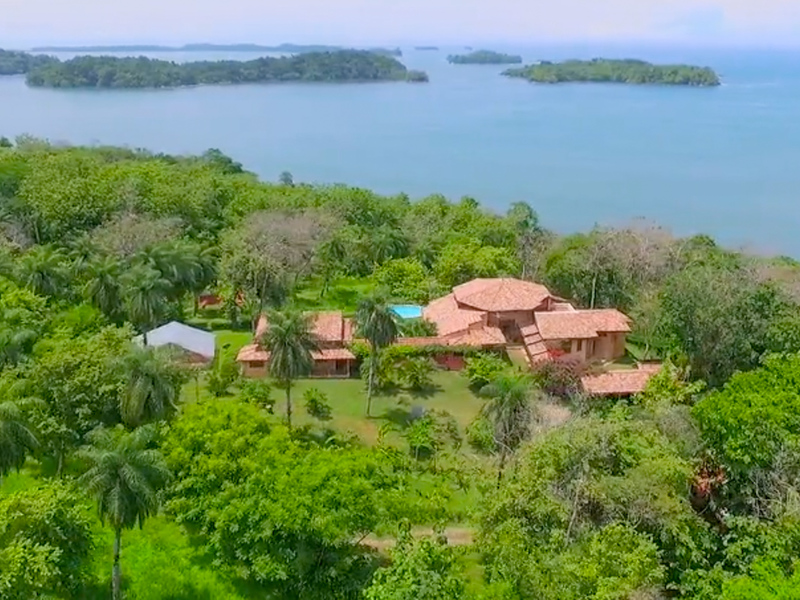 Villa Vittoria Luxury Island Estate