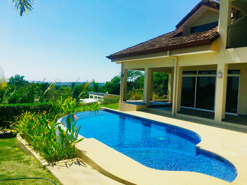 - Stunning Ocean View Luxury Home Gated Community Near Beach
