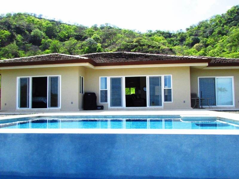 Costa Rica Guanacaste Playa Flamingo - Lovely Family home with Exquisite Oceanview