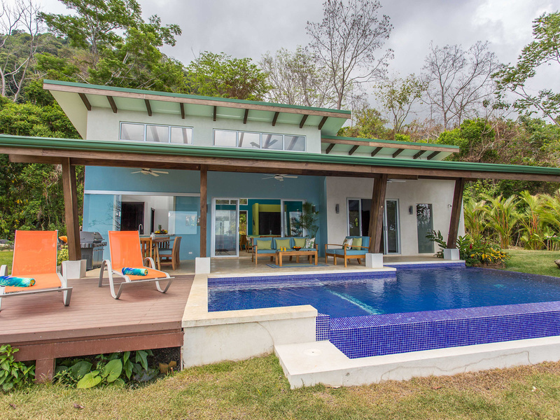 id. 8522 - contemporary home with amazing views and infinity pool