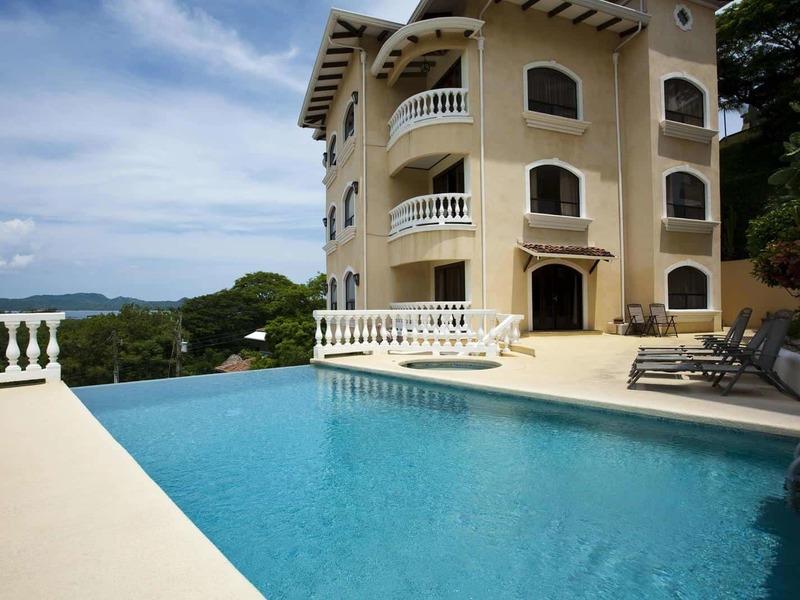 Costa Rica Guanacaste Playa Flamingo - Flamingo Beach, Marina Real 212 Condominium