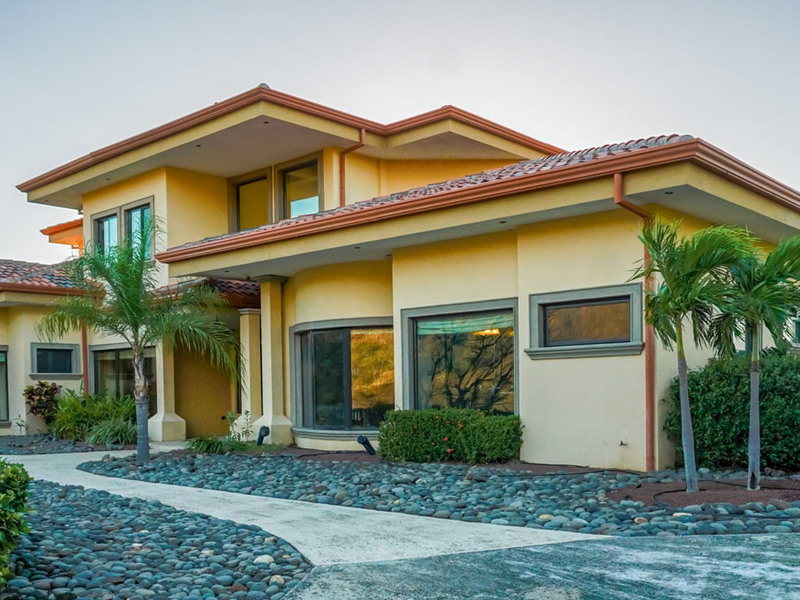 Costa Rica Guanacaste Playa Flamingo - Luxury home with Expansive Ocean-views