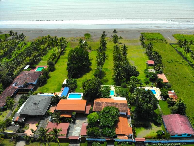 - Casa Tangaroa Titled Beachfront Home Central Pacific Costa Rica