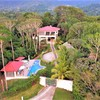 - Majestic mountain and ocean view home