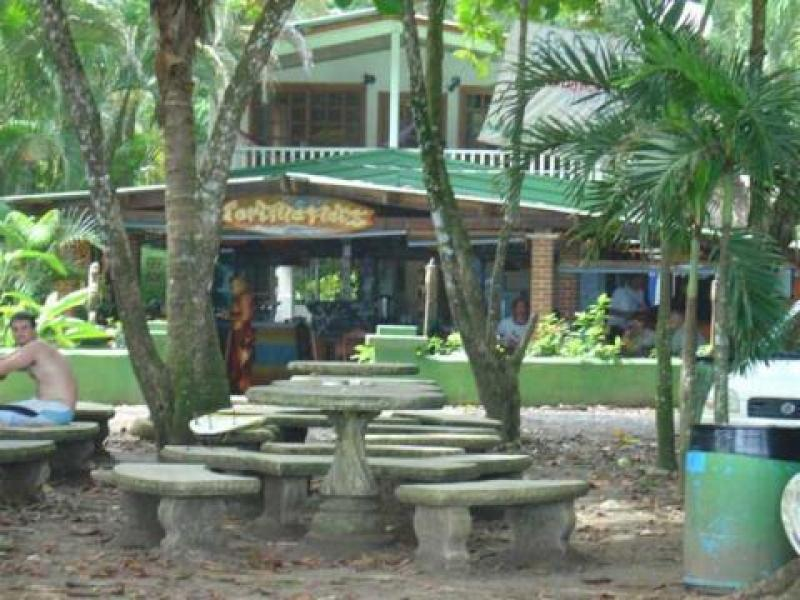 - Tortilla Flats what better place to experience a tropical paradise