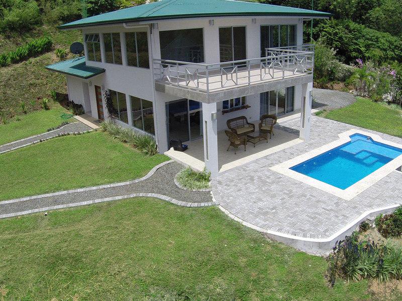 Punta Mala Costa Rica Ocean View Home