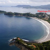 Costa Rica Guanacaste Playa Flamingo - Flamingo Development P - 1 Acre Ocean View Parcel in Middle of Downtown Flamingo