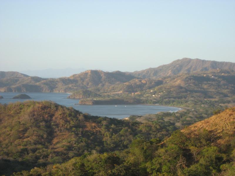Costa Rica Guanacaste Playa Flamingo - Mar Vista Estates Lot 18 - Fantastic Ocean View Lot For Sale in Playa Flamingo