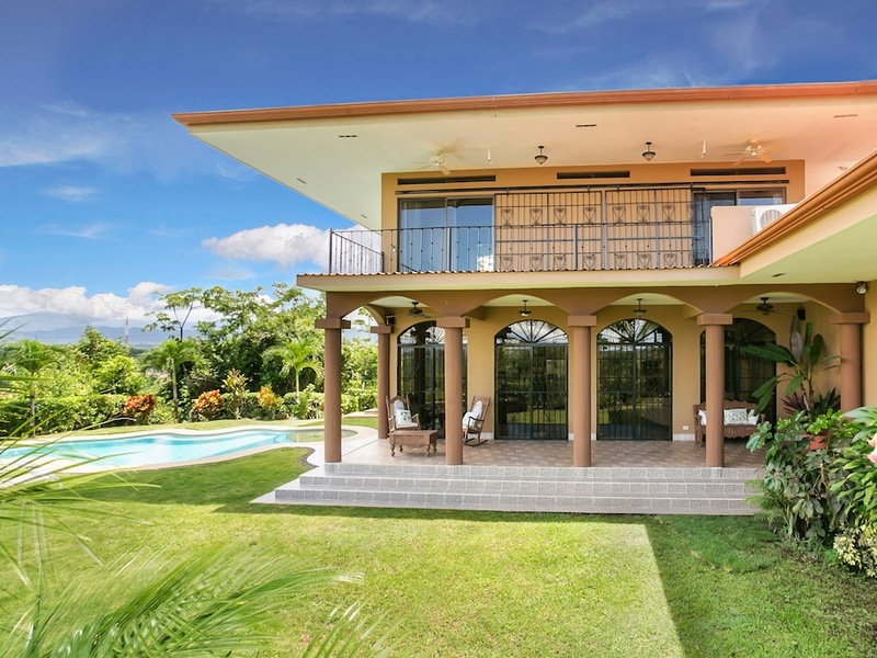 - Unique Estate Home Nestled in the Hills above Quepos