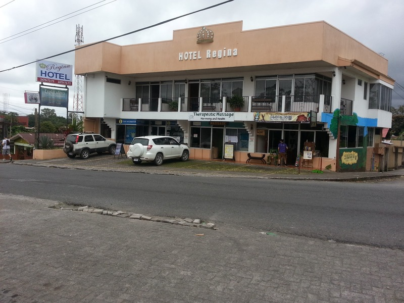 - 7 bedrooms hotel in the center of La Fortuna, Arenal