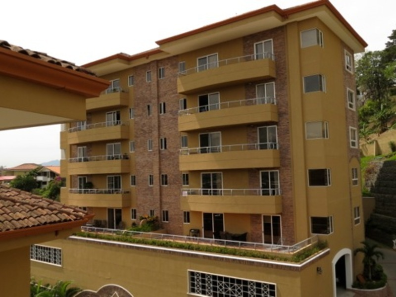2 Bedroom Apartment For Sale In Escazu With Panoramic