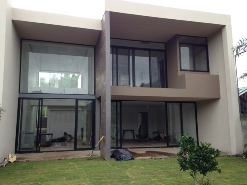 3 Bedroom New Modern House With Private Garden For Sale In