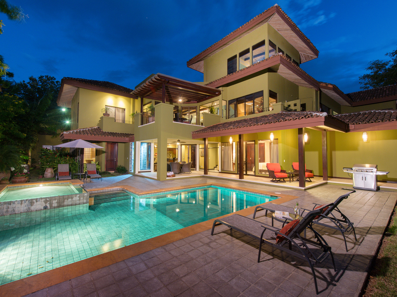Villa Carao #3 - Luxury Villa On Golf Course