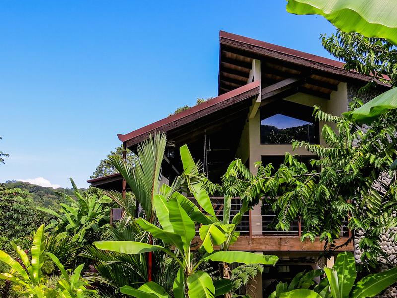 Casa Buena Onda Id 4598 775 000 00 Puntarenas