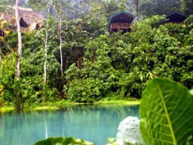 - Eco Safari Lodge