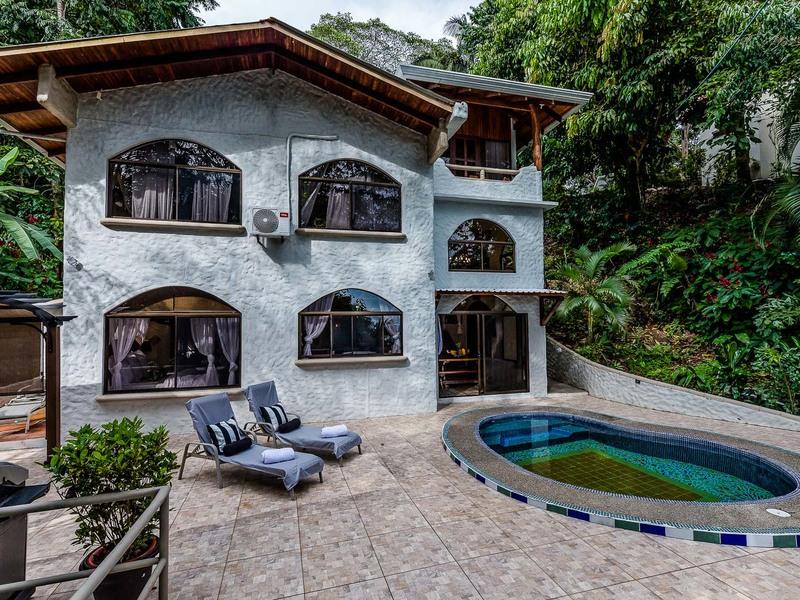 - Casa Mono Titi in Manuel Antonio