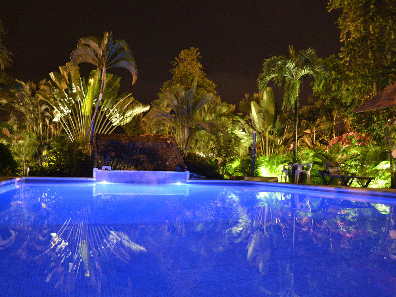 - Tropical Resort with Great Amenities