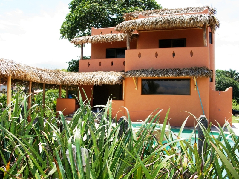 - Playa Hermosa Titled Ocean Front Home