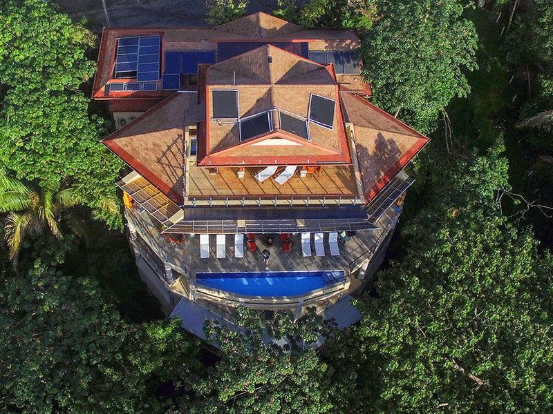 Costa Rica Puntarenas Manuel Antonio - Perezoso Luxury Villa