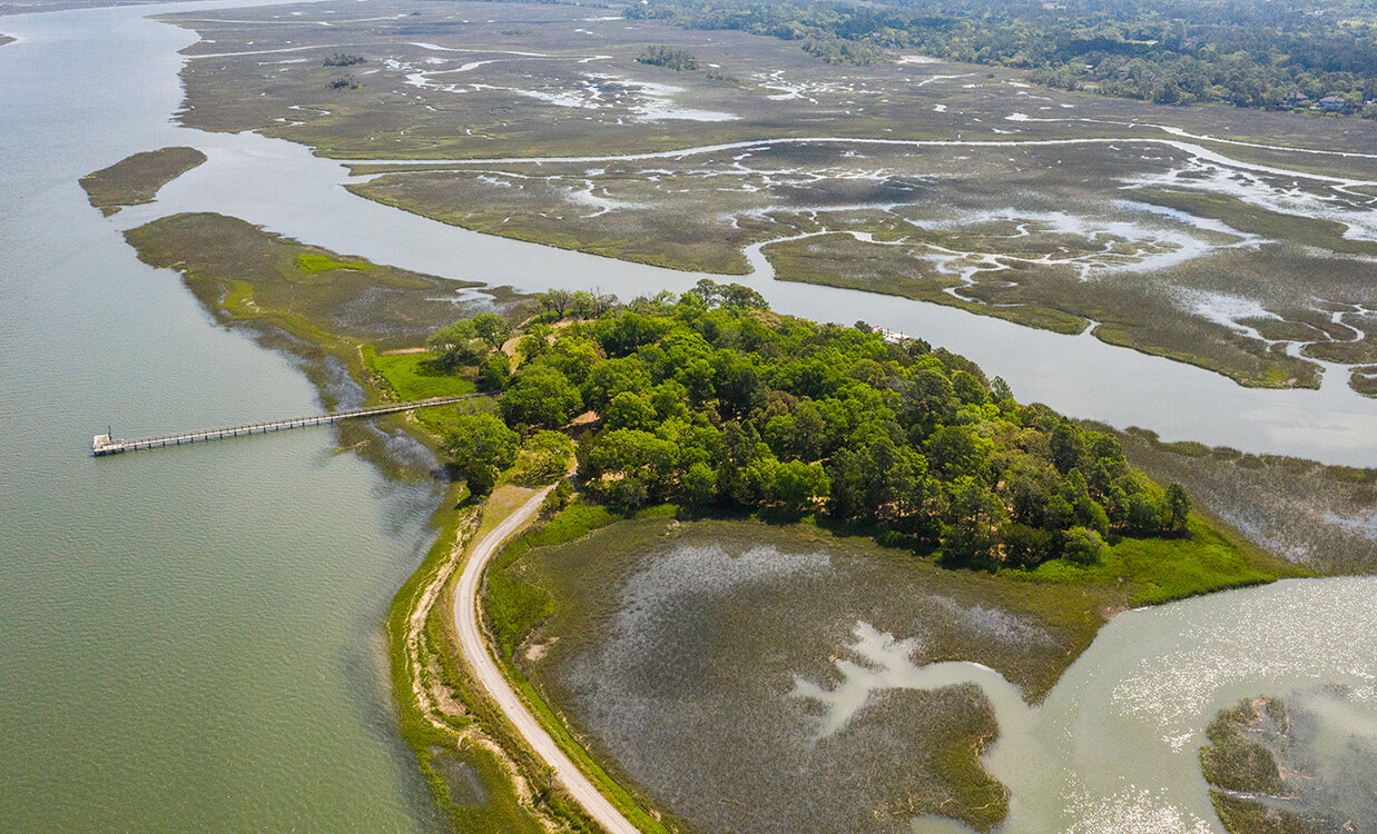 1 Captain Maynards Island