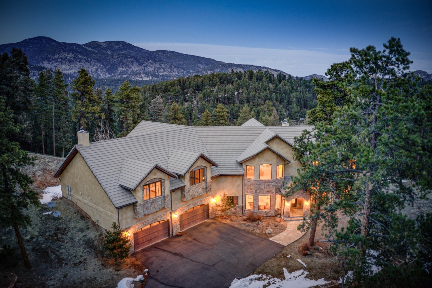 210 Bear Meadow Trl. Evergreen Colorado 80439