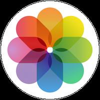 Apple Photos Logo