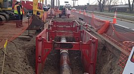 Pal 3 Trench Box Pipe Line Arch  4