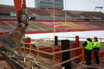 Slide Rail Shoring System - Iowa State