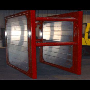 Steel Framed Aluminum